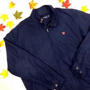 Polo Golf Ralph Lauren Windbreaker Jacket Navy M